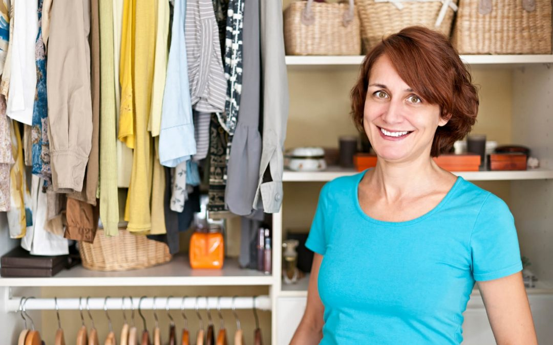 5 Steps to Organize Your Closet
