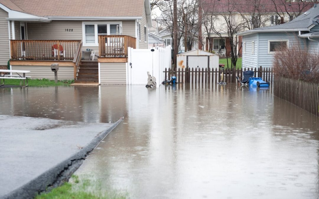 Dealing with Residential Water Damage