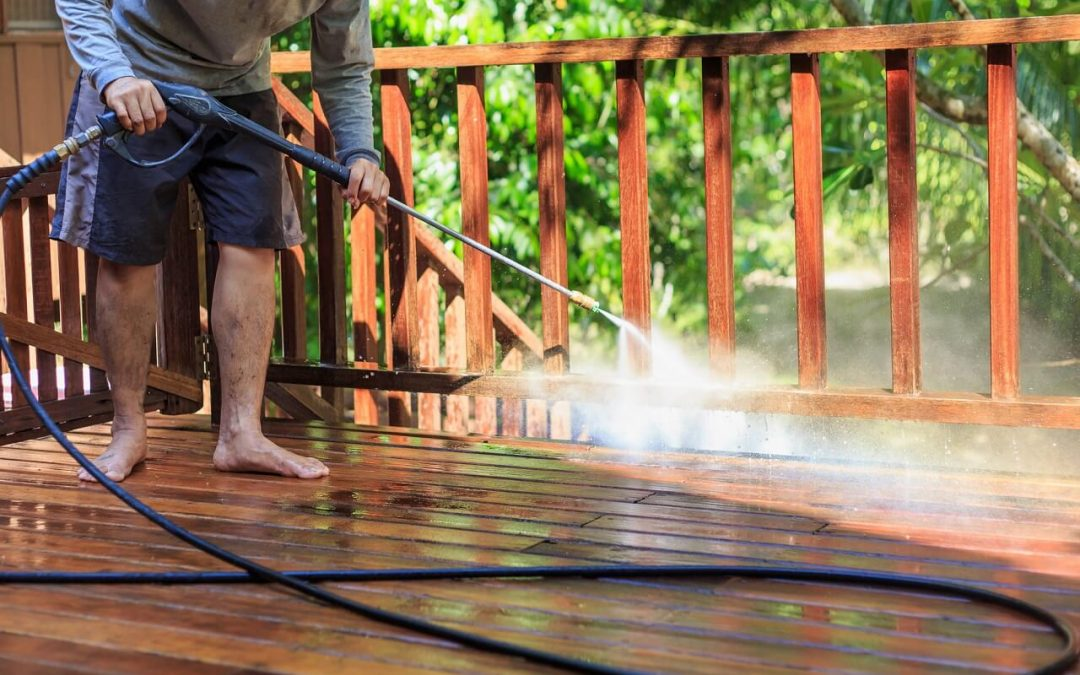 4 Easy Summer Home Maintenance Projects